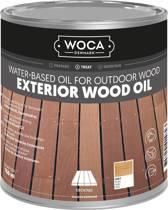 Woca Exterior Oil Grijs - 750 ml