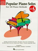 Popular Piano Solos - Level 5 (Songbook)