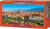 Panorama of Florence - 600 stukjes
