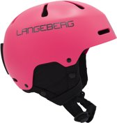 Skihelm Kids Langeberg Bright Pink