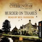 Murder on Thames - Cherringham - A Cosy Crime Series: Mystery Shorts 1 (Unabridged)