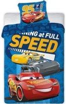 Cars Dekbedovertrek full speed: 140x200/70x80 cm