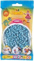 Strijkkralen 1000 Stuks Turquoise