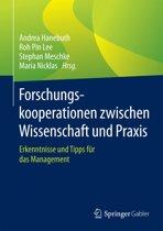 Forschungskooperationen zwischen Wissenschaft und Praxis