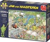Jan van Haasteren De Filmset Puzzel 1000 Stukjes