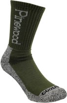 Coolmax Socks 2-paar - Olive