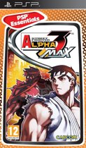 Street Fighter - Alpha 3 Max - PSP