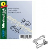 KMC X1 Missing Link - Kettingschakels - 1 speed - Shimano / KMC -  set van 2