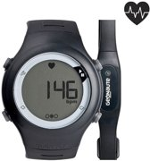 Hartslagmeter - Geonaute - inclusief band en horloge watervast