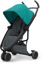 Quinny Zapp Flex Buggy - Green on Graphite