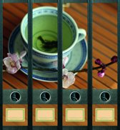 Rugetiket Green tea