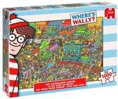 Jumbo puzzel Waar is Wally? Het allerwildste westen 1000 stukjes