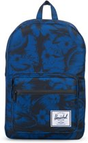 Herschel Supply Co. Pop Quiz Rugzak - Jungle Floral Blue