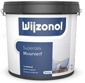 Wijzonol Muurverf Superdek RAL 9002 Grijswit 2,5 Liter