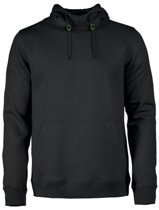 Printer Fastpitch hooded sweater RSX Black 4XL
