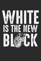 White is the new: Black Zebra Contrast Beauty