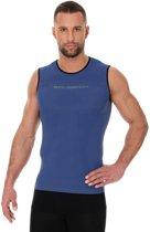 | 3D PRO Heren Seamless Hardloopshirt - Sportshirt - Mouwloos