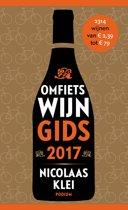 Omslag van 'Omfietswijngids 2017'
