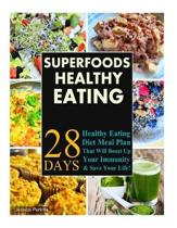 Superfoods Healthy Eating Recipes