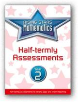 Rising Stars Mathematics Year 2 Half-termly Assessments