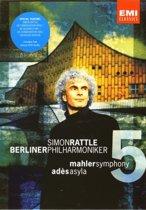 Simon Rattle - Mahler Symphony 5/Adés Asyla