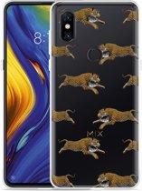 Xiaomi Mi Mix 3 Hoesje Leopard