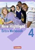 New Highlight 4: 8. Schuljahr. Workbook Extra. Baden-Württemberg