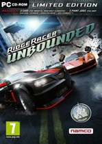 Ridge Racer Unbounded - Limited Edition - Windows
