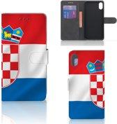 Bookstyle Case Apple iPhone Xs Max Kroatië