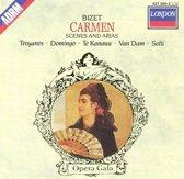Bizet: Carmen Scenes & Arias