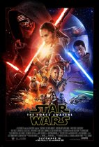 Star Wars The Force Awakens episode VII - Film poster - 61x91 cm