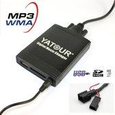 Yatour Mp3 Usb Sd Card Aux Module Bmw 3 + 6 CD Wisselaar YTM06-BM4