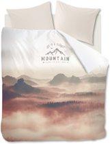 Dekbedovertrek - Misty Mountain 140x220