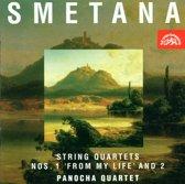 Smetana: Chamber Works Vol. 1 / String Quartets 1&2