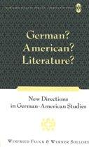German? American? Literature?