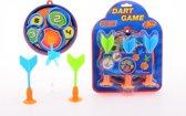 Dartspel met Zuignappen