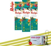 Robijn Home Geurstokjes Paradise Secret + Gratis Haarloop