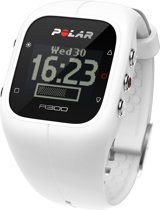 Polar A300 Bedraad/Draadloos Wristband activity tracker Wit