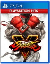 Street Fighter 5 (V) - PS4 Hits
