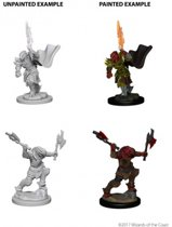 Dungeons and Dragons Nolzur's Marvelous Miniatures: Dragonborn Fighter, Female