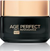 L'Oréal Paris Age Perfect Cell Renaissance Nachtcrème - 50 ml - Anti Rimpel