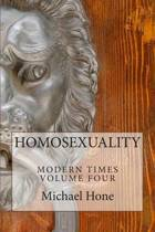 Homosexuality Modern Times Volume Four