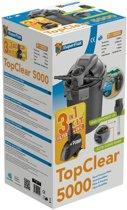 SuperFish Topclear Kit incl. pomp 2000 l/h - uvc 7  watt