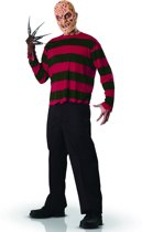 Verkleedkostuum voor heren Freddy Krueger�  Halloween artikel - Verkleedkleding - Medium