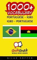 1000+ Portuguese - Igbo Igbo - Portuguese Vocabulary
