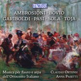 Musica Per Flauto E Arpa Dell'Ottoc
