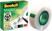 16x Scotch plakband Magic  Tape 19mmx33 m