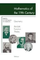 Mathematics of the 19th Century