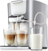 Philips Senseo Latte Duo HD7857/20 - Koffiepadapparaat - Pearl Silver