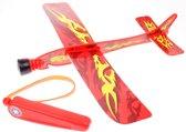 Goki Katapult Vliegtuig Tribal